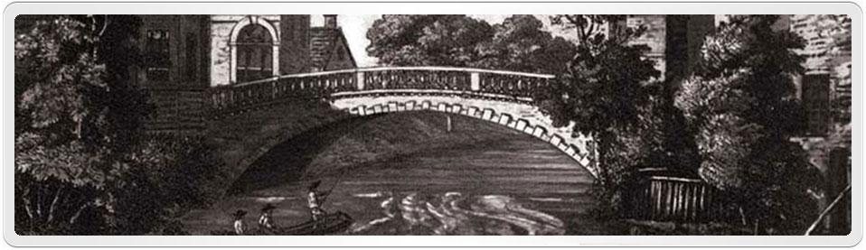 Image of the Newbury Bridge in Berkshire, England
