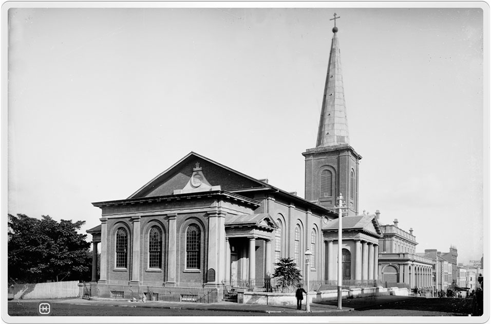 St. James Church, Sydney, New South Wales.