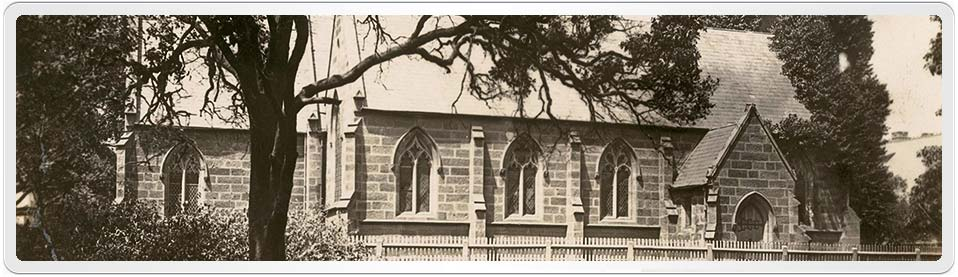 William Clingan married Esther Dicks at St. Paul's Church of England, Cleveland Street, Redfern on 25 December 1865.