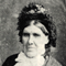 Small iconic photo of Mary Crawford from 1870s