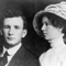 Small iconic photo of Reg and Lucy Williamson from 1912