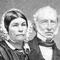 Icon sized composite photo of Cecilia Sophia Rutter and Michael Hindmarsh