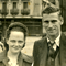 Icon sized photo of Dorothy Amelia Morris and Ronald Grant Fitzpatrick taken in 1946