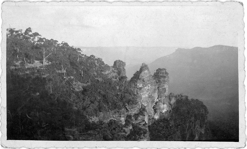 Three Sisters at Katoomba